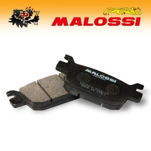 anteriore Malossi MHR Pastiglie freno per Aprilia 50//100 Scarabeo tutti i modelli anno di costruzione 10-11