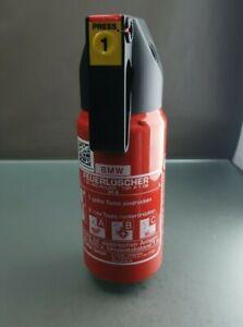 Original BMW Fire Extinguisher Abc-Pulver Minimum HD Passed 9459547 Car