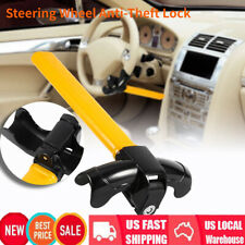 Universal Auto Car Rotary Steering Wheel Lock Truck Parts Anti-Theft Security US