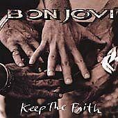 BON JOVI - KEEP THE FAITH NEW AND SEALED
