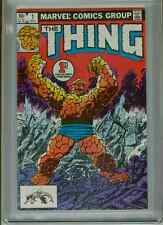 Thing #1  (1st in own series)  CGC 9.6 White Pages