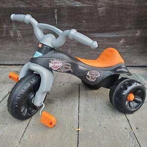 Fisher-Price Harley-Davidson Motorcycles Tough Trike Tricycle Bike