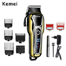 2020 Cordless Barber Hair Clipper Trimmer for Men Electric Beard Cutter Machine