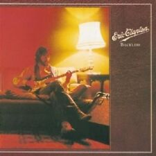 """ERIC CLAPTON """"BACKLESS"""" CD NEW!"""