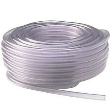 Vinyl Tubing 100ft HVAC Drain Hose AC Condensate Pump 1/2in ID Water Tube Clear