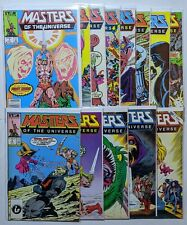 Masters of the Universe 1-13 Complete Set - Star Comics He Man (1986)