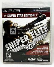 Sniper Elite V2: Silver Star Edition - PS3 - Brand New | Factory Sealed