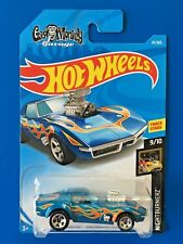 2018 Hot Wheels GAS MONKEY GARAGE CUSTOM 1968 CHEVROLET CORVETTE mint on card!