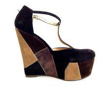 Women's Geometric Casual Heels