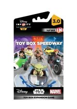 DISNEY INFINITY 3.0 TOY BOX SPEEDWAY EXPANSION GAME XBOX 1 PS4 Xbox 360 PS3 WII