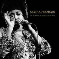 Aretha Franklin - The Atlantic Albums Collection NEW CD BOX SET