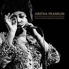 Aretha Franklin - The Atlantic Albums Collection NEW CD