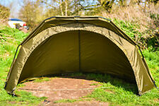 Deluxe One Man Bivvy,  EASY ERECT, Compact, Zip Off Front  *FREE P&P* RRP £169