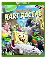 Nickelodeon Kart Racers Xbox One [Brand New / Sealed] Spongebob Patrick Nick