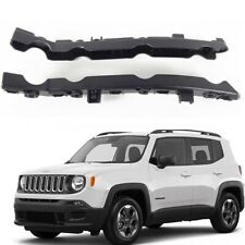 Bracket Support Fit For Jeep Renegade 2015-2019 Front Bumper Set Pair LH RH