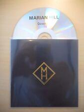 MARIAN HILL : DOWN *RARE FRENCH PROMO* [ CD SINGLE PROMO ]