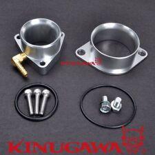 Turbo Compressor Inlet + Outlet Adapter Kit for NISSAN SR20DET S14 S15 T28 GT25