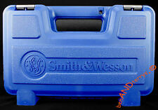 "NEW Smith & Wesson Medium Pistol Case Fits Up To 6"" Barrel Factory S&W Gun Box"