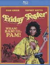 Friday Foster [Blu-ray] DVD, Kotto, Yaphet, Cambridge, Godfrey, Marks, Arthur