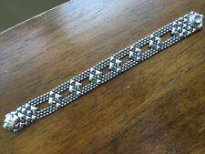 RARE Liquid Metal Bracelet by Sergio Gutierrez