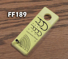Hook & Hackle Gauge for Fly Tying - Select the Correct Size Hackle - FF189