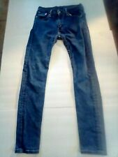 Levi's Mens 519 Straight leg Jeans Measures 27 x 29