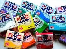 FIMO da forno Bake Clay Starter Set 6 x 56 G blocchi in colori assortiti