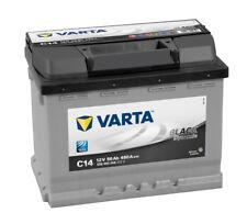 VARTA BLACK DYNAMIC Autobatterie 56AH 480A C14 geladen und wartungsfrei