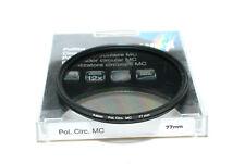 Kaiser 15777 Polfilter circular MC für 77mm Filtergewinde (sehr gut)
