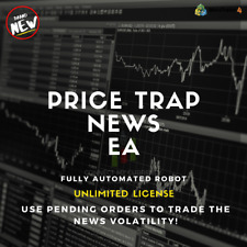 PRICE TRAP EA Fully Automated MT4 Trading Robot / System / Strategy