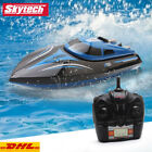 NEW Skytech H100 2.4Ghz 4CH Water Cooling RC Simulation Racing Boat 20KM/H F9H2