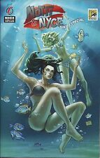 """Notti & Nyce SDCC Bikini Special """"Nice"""" variant limited to 125_NM or better_Nei"""
