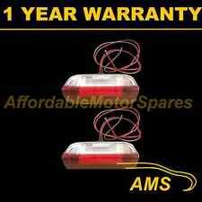 2X FOR VOLKSWAGEN GOLF PLUS MK5 MK6 18 WHITE LED REAR DOOR LIGHT RED/WHITE LAMPS