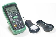 CEM DT-1308 400K LUX 40K FC Digital LCD Light Meter foot-candle Luxmeter Tester