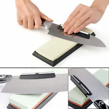 Practical Unique Black Knife Sharpener Best Angle Guide For Stone Grinder Tool
