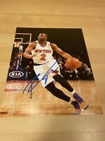 Raymond Felton New York Knicks Clippers Autographed Signed 8X10 Photo W/COA