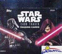Topps Star Wars Rise of Skywalker 12 Box Factory Sealed CASE-Rare EUROPE Version
