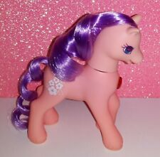 MY LITTLE PONY MON PETIT PONEY MLP HASBRO G2 1997 PRINCESS FLORA ROMANTIC COUPLE