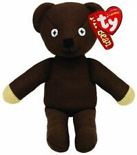 TY BEANIE MR BEAN TEDDY  SOFT TOY 9 INCH NEW GIFT 46179