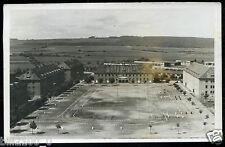 carte-photo . Horb. RFA . centre de formation technique du train. 1952