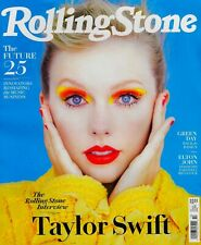 Rolling Stone Magazine (October, 2019) TAYLOR SWIFT Cover, Green Day, Elton John