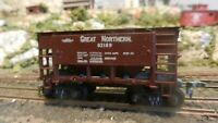 Roundhouse MDC Vintage HO Ore Car, Great Northern, Excellent