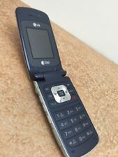 Silver LG AX300SV  Alltel  with case listing #1 clean number