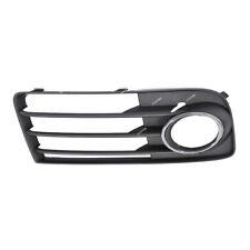 Right Air Guide Grille Black Glossy Matt Chrome Trim For Audi TT 2011-2014