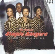 The Ultimate Staple Singers: A Family Affair by The Staple Singers (CD,...