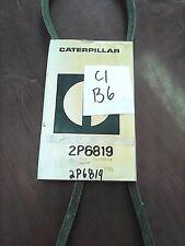 Genuine OEM Caterpillar CAT V-Belt 2P6819   V