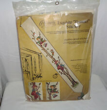 Paragon - HUMMEL APPLE TREE CHILDREN- Crewel Embroidery Kit 0466 New c1976