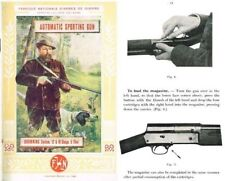 Browning c1931 FN Auto 5 Manual