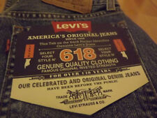 Levi's Indigo, Dark wash Mid Loose Jeans for Men