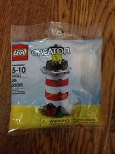 Lego Sets - Lighthouse Creator Accessories 25 Pieces #30023 - New In Box